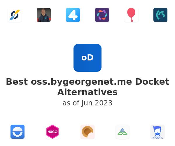 Best Docket Alternatives