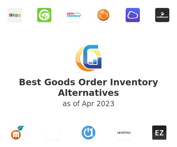 Best Goods Order Inventory Alternatives