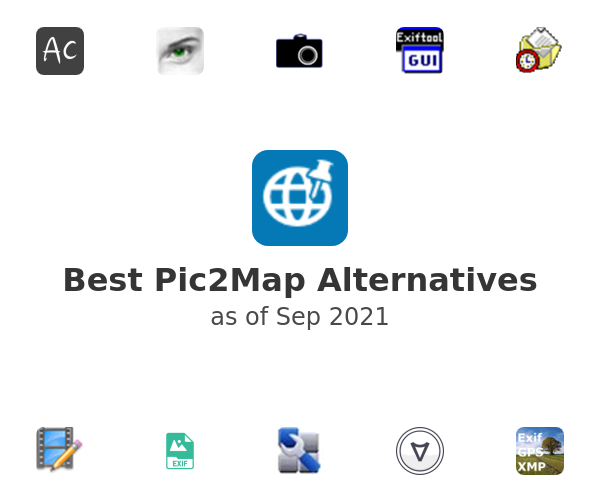 Best Pic2Map Alternatives