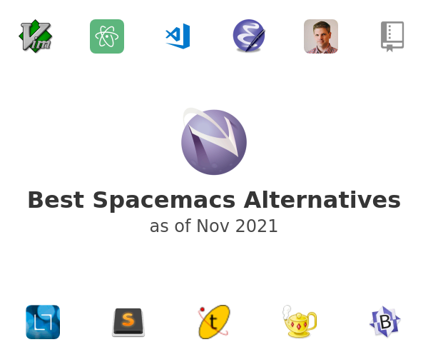 Best Spacemacs Alternatives