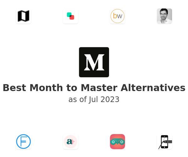 Best Month to Master Alternatives
