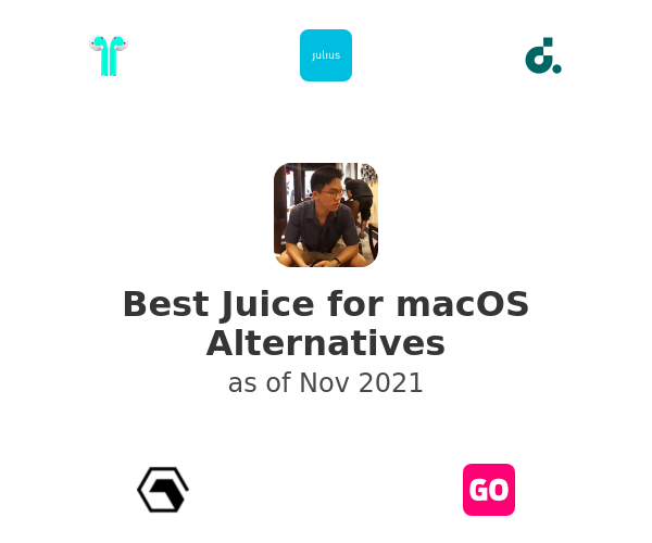 Best Juice for macOS Alternatives