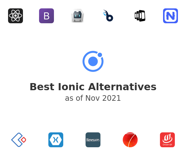 Best Ionic Alternatives