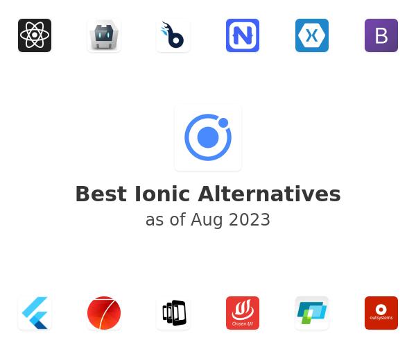 Best Ionic Alternatives