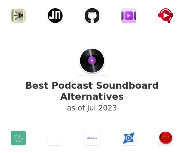 Best Podcast Soundboard Alternatives