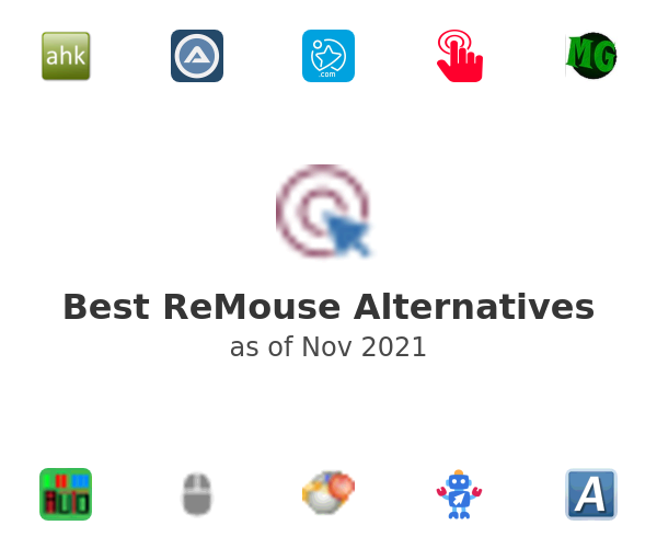 Best ReMouse Alternatives
