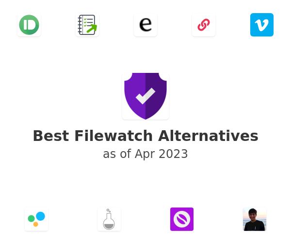 Best Filewatch Alternatives