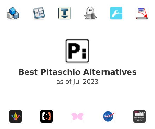 Best Pitaschio Alternatives