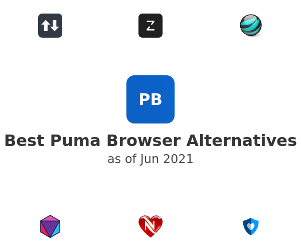 Best Puma Browser Alternatives