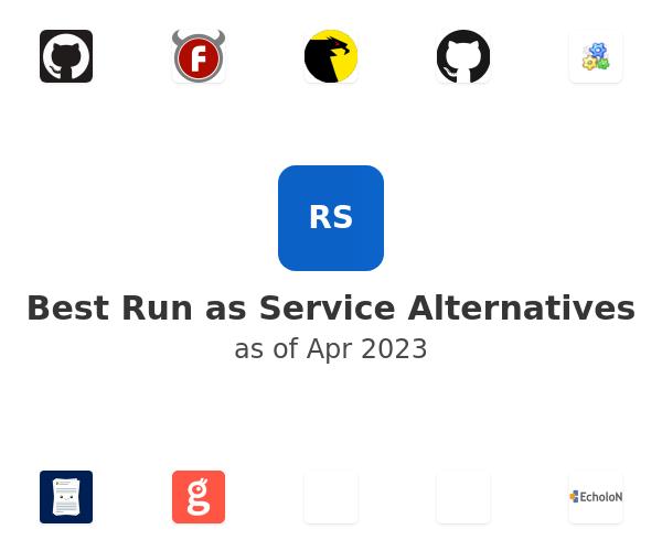 Best Run as Service Alternatives