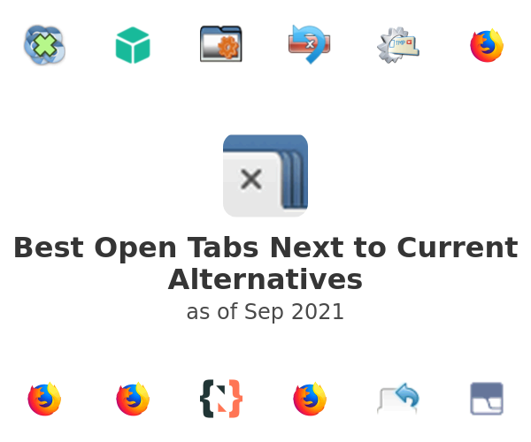 Best Open Tabs Next to Current Alternatives