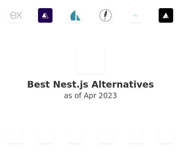 Best Nest.js Alternatives