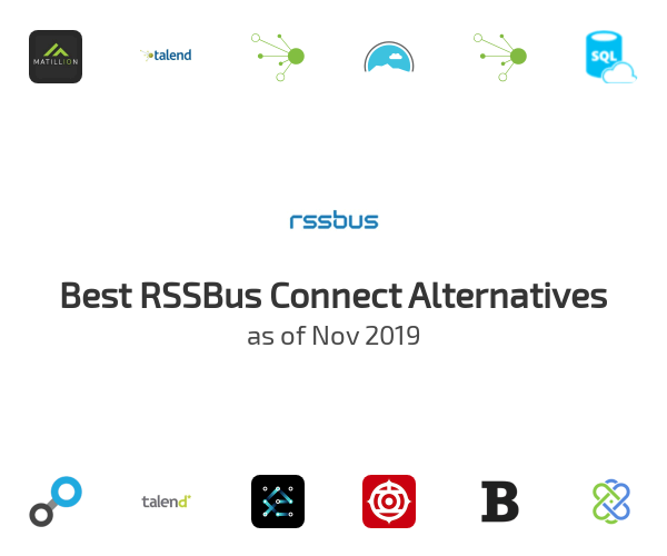 Best RSSBus Connect Alternatives