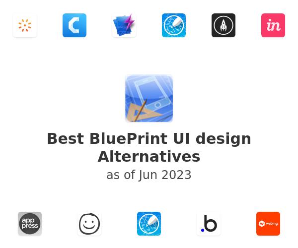 Best BluePrint UI design Alternatives