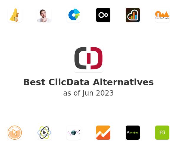 Best ClicData Alternatives