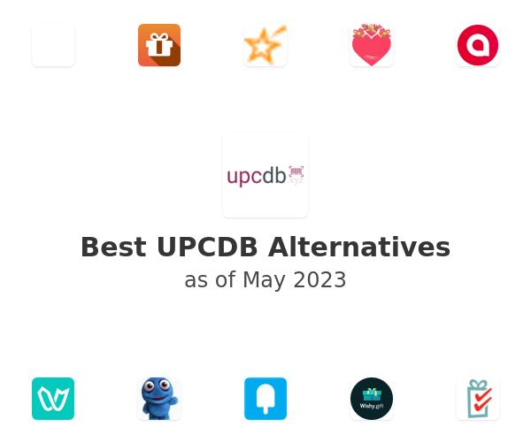 Best UPCDB Alternatives