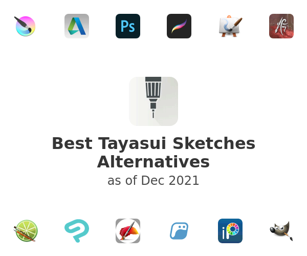 Best Tayasui Sketches Alternatives