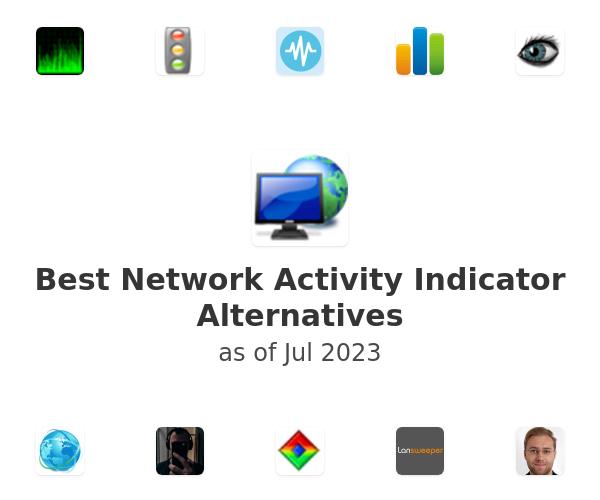 Best Network Activity Indicator Alternatives