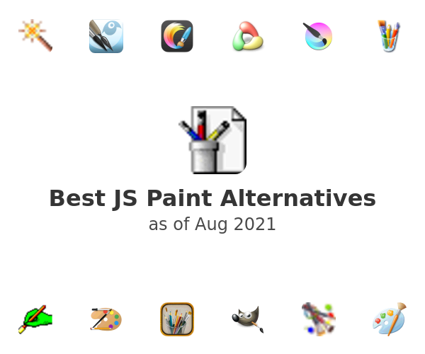 Best JS Paint Alternatives