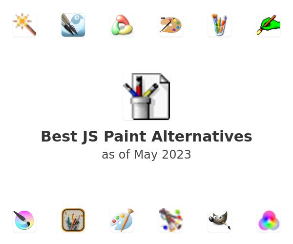 Best JS Paint Alternatives