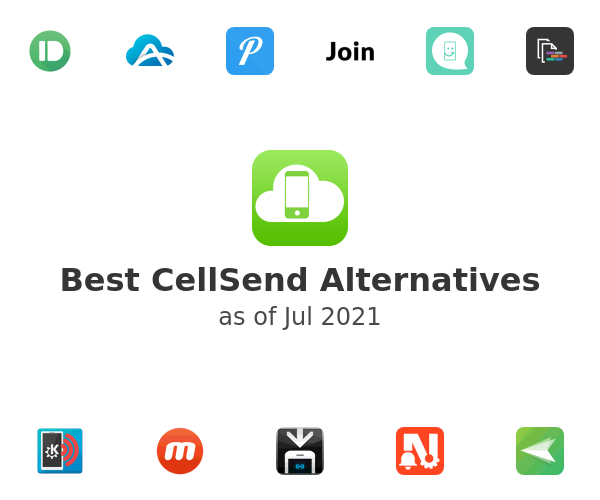 Best CellSend Alternatives