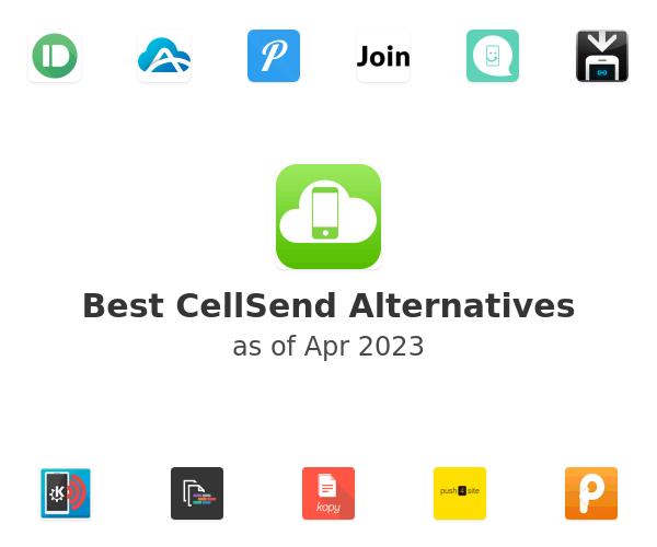 Best CellSend Alternatives