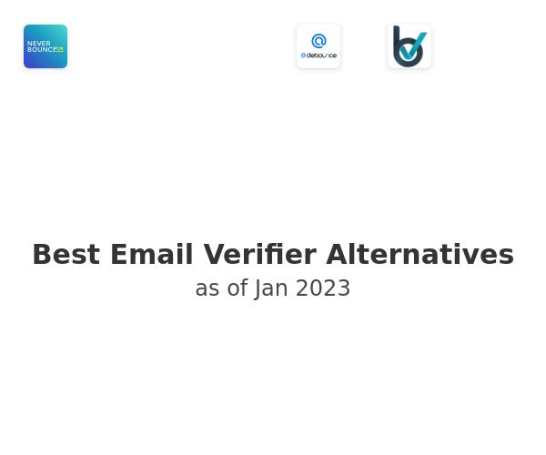 Best Email Verifier Alternatives