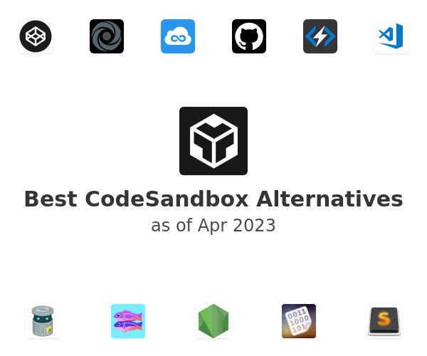 Best CodeSandbox Alternatives
