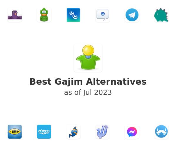 Best Gajim Alternatives