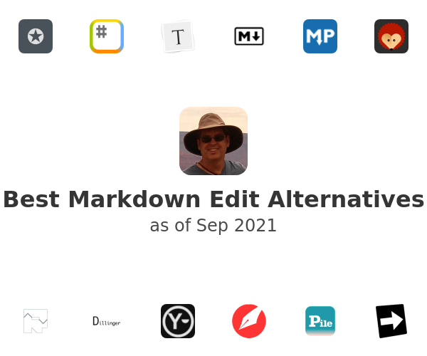 Best Markdown Edit Alternatives