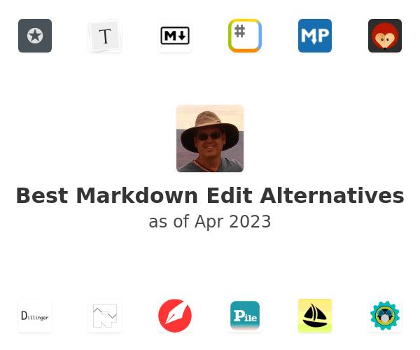 Best Markdown Edit Alternatives