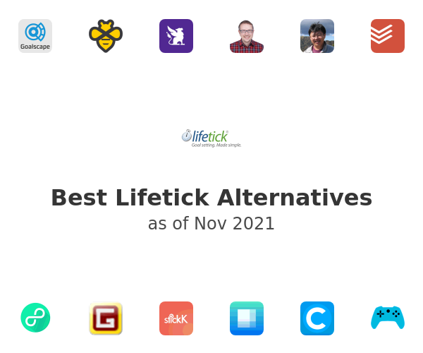 Best Lifetick Alternatives