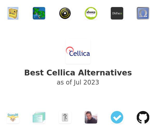 Best Cellica Database Alternatives