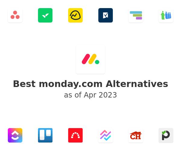 Best monday.com Alternatives