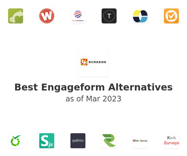 Best Engageform Alternatives
