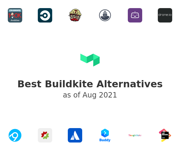 Best Buildkite Alternatives