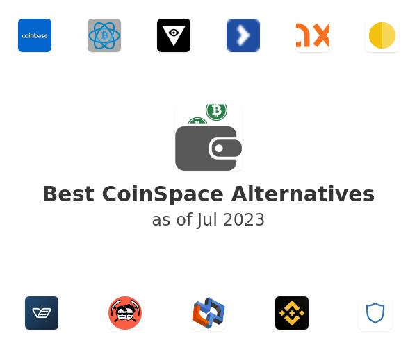 Best CoinSpace Alternatives