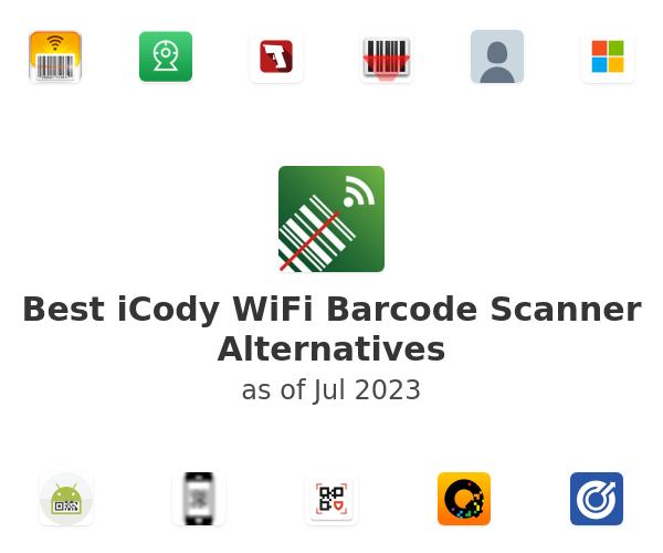 Best iCody WiFi Barcode Scanner Alternatives