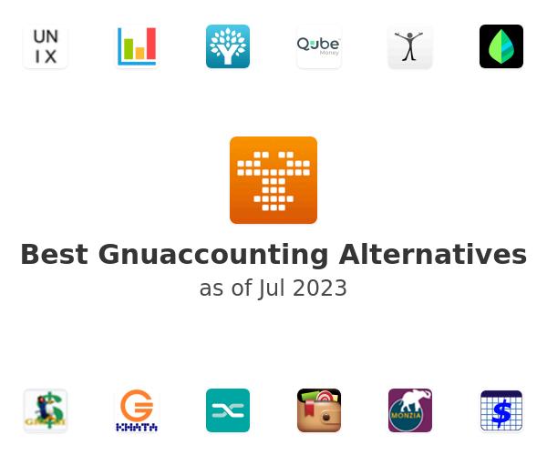 Best Gnuaccounting Alternatives
