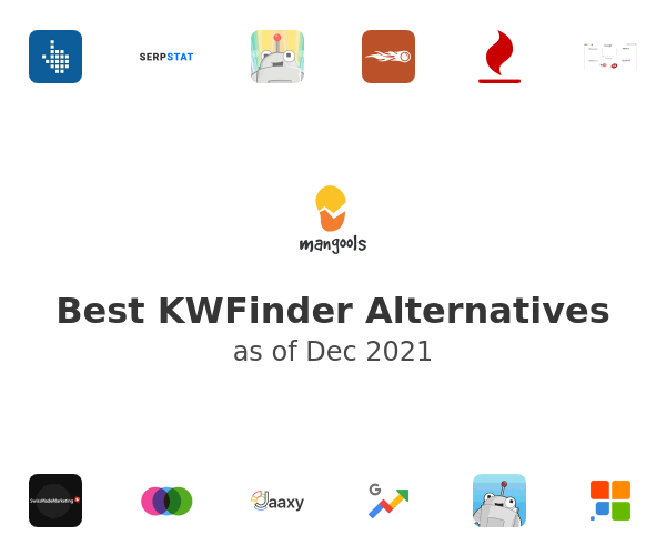Best KWFinder Alternatives