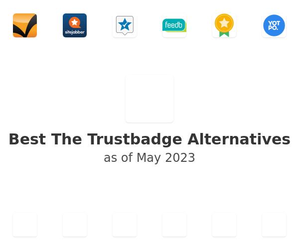 Best The Trustbadge Alternatives