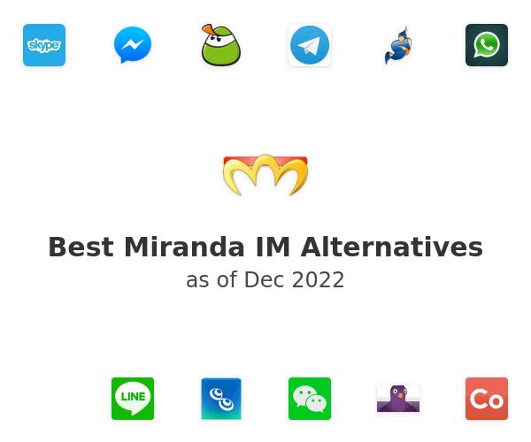 Best Miranda IM Alternatives