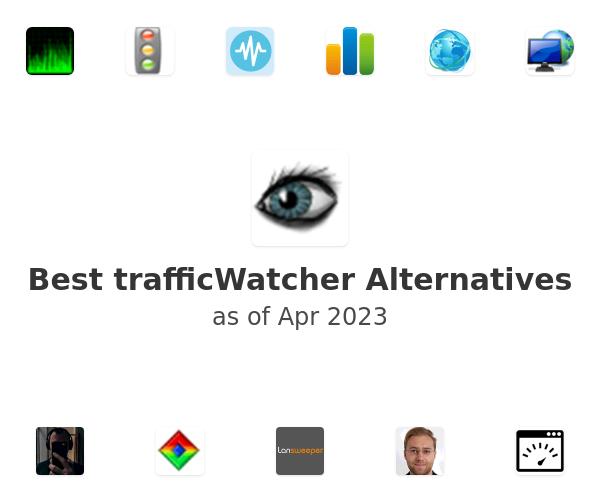 Best trafficWatcher Alternatives