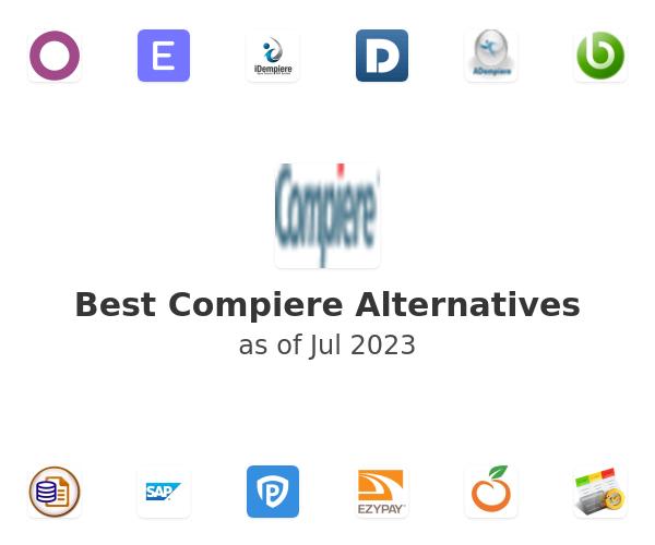 Best Compiere Alternatives