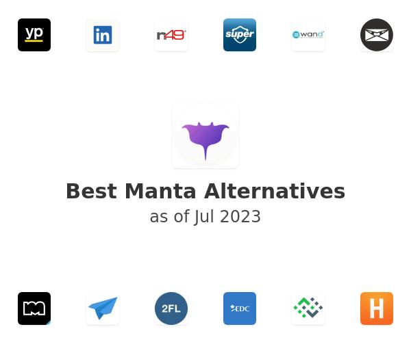 Best Manta Alternatives