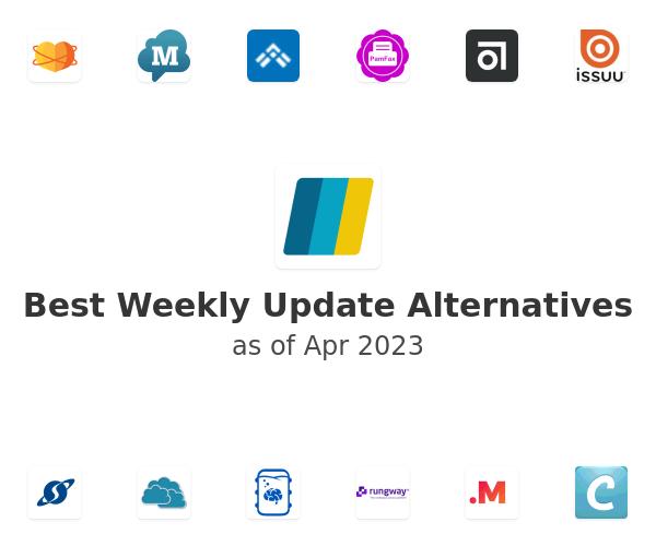 Best Weekly Update Alternatives