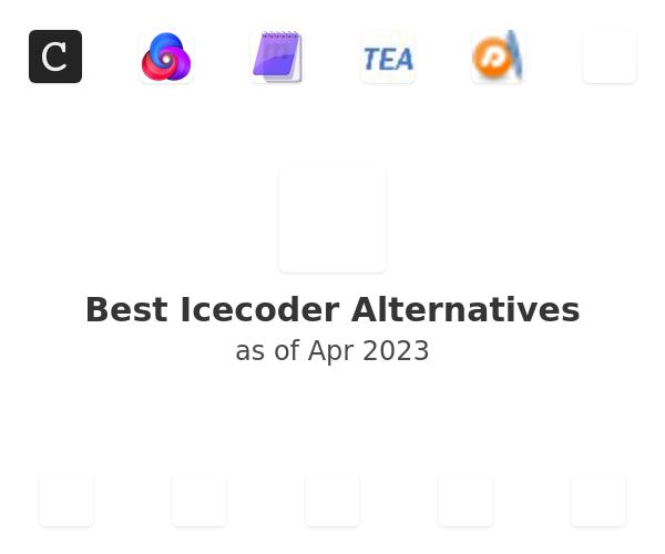 Best Icecoder Alternatives