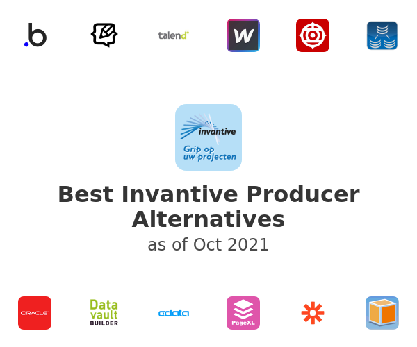 Best Invantive Producer Alternatives