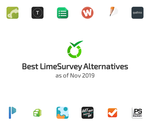Best LimeSurvey Alternatives