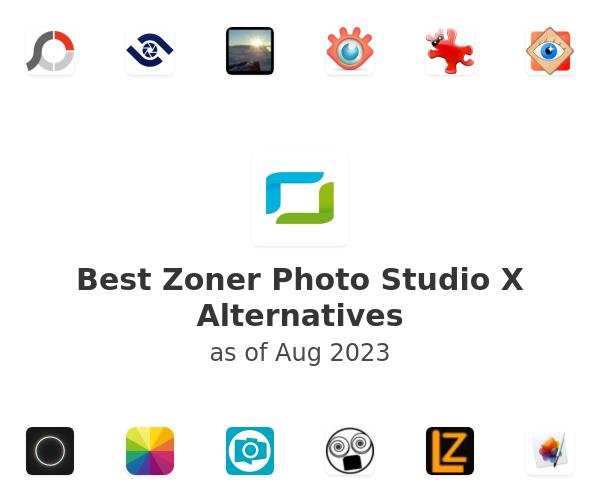 Best Zoner Photo Studio Alternatives